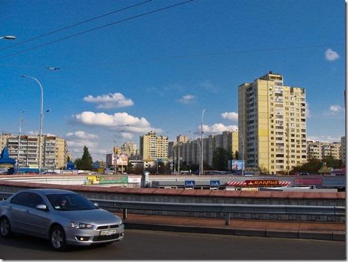 Оболонь, метро Героїв Дніпра