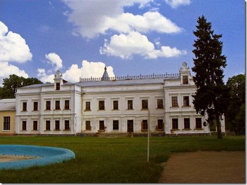 Андрушівка, палац Терещенків