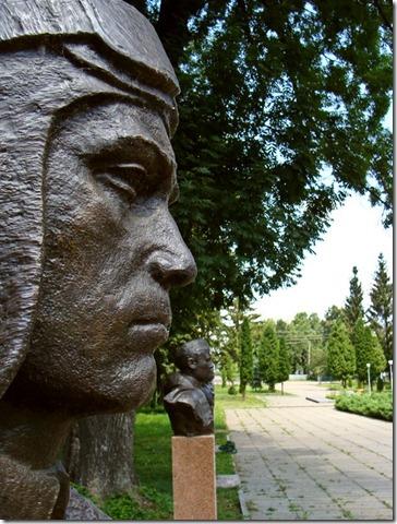Андрушівка, військовий меморіал