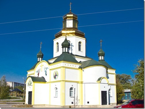 Макарів, Свято-Дмитрієвський храм