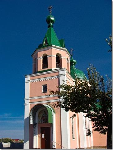 Макарів, церква св. Іллі