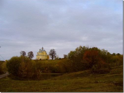 Поличинці, Свято-Преображенська церква