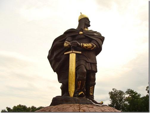 Коростень, пам'ятник князю Малу