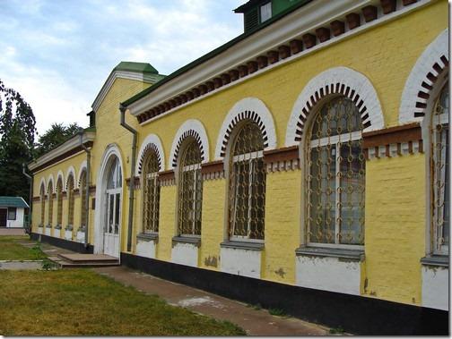 Коростень, вокзал