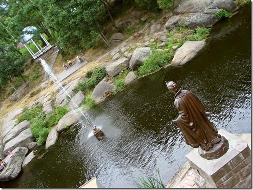 Коростень, парк, купальня Ольги