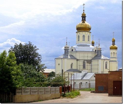 Коростень, собор