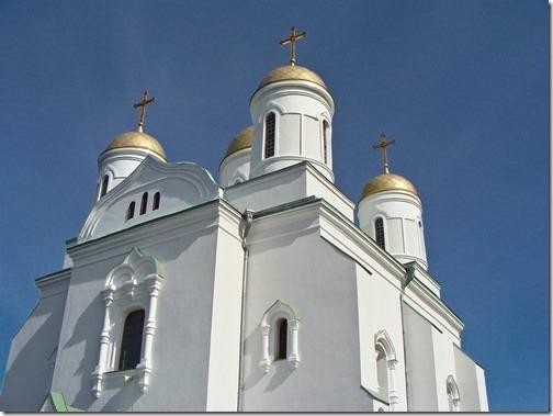 Зимненський Святогірський монастир, Свято-Успенський храм