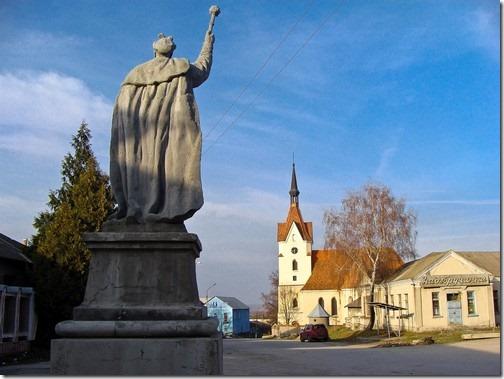 Скала-Подільська, центр
