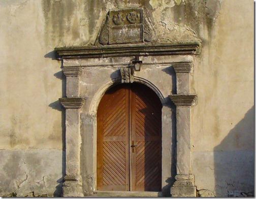 Скала-Подільська, костел Успіння Божої Матері