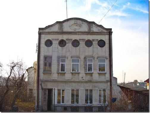 Скала-Подільська, синагога