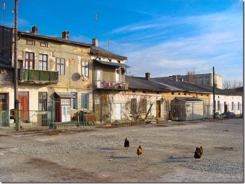 Скала-Подільська, базарна площа
