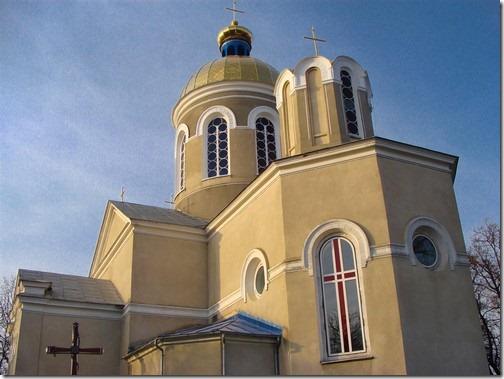Скала-Подільська, Миколаївська церква