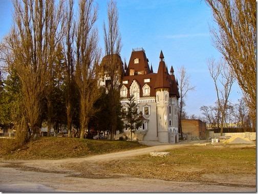 Скала-Подільська, готель