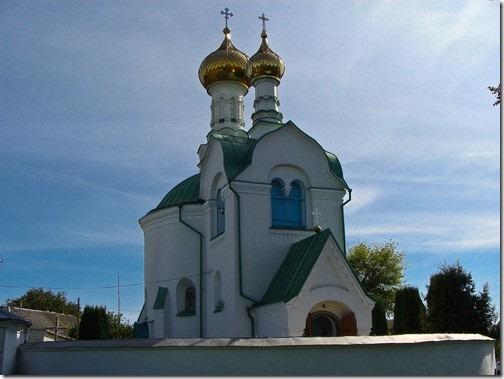Володимир-Волинський, церква Василія