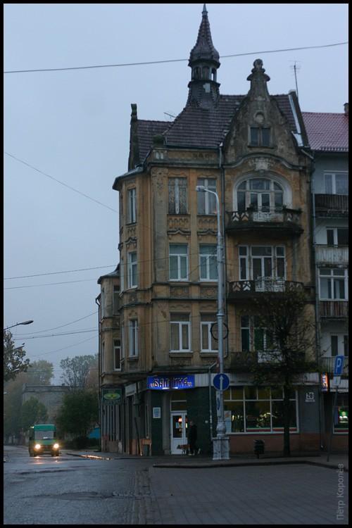 Дом в Советске