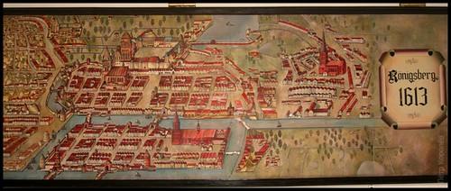 Кенигсберг в 1613