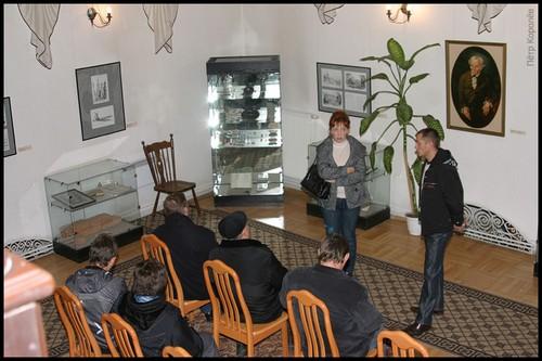 В музее Канта