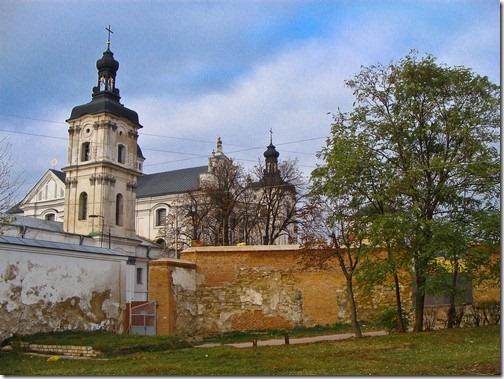 Бердичів, монастир Кармелітів босих