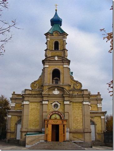 Бердичів, Свято-Миколаївська церква