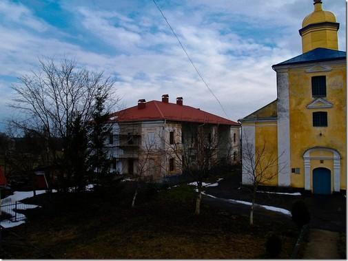 Жидичин, Миколаївська церква