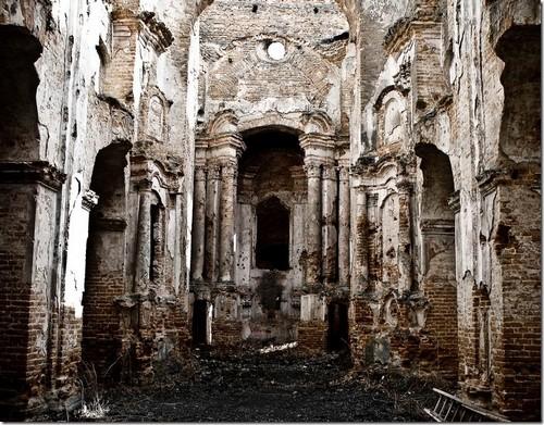 Новий Загорів, монастир