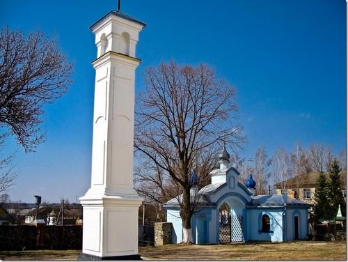 Старий Чарторийськ,  колона