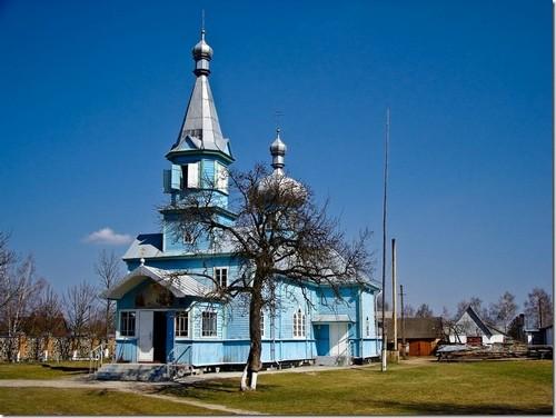 Старий Чарторийськ, Успенська церква