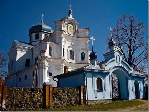 Старий Чарторийськ, Хрестовоздвиженський чоловічий  монастир