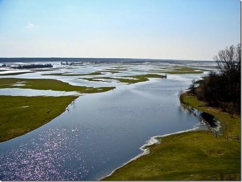 річка Стир, Старий  Чарторийськ