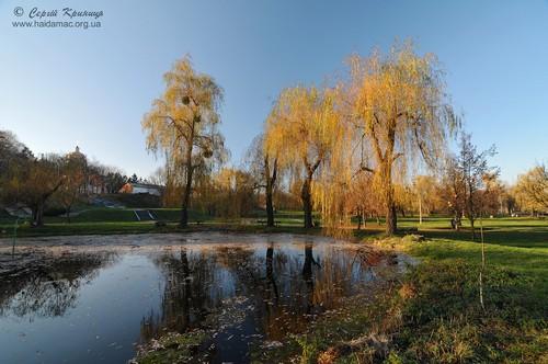 у парку Самойлова
