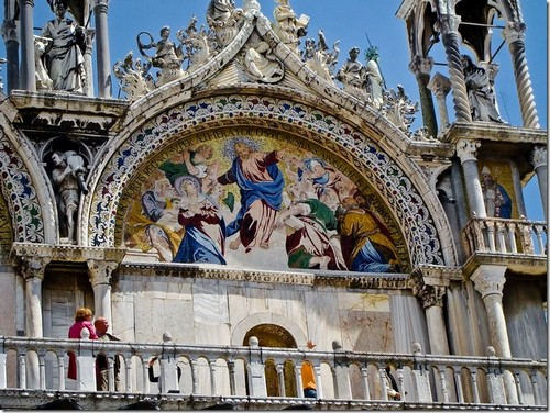 Венеція, собор  Святого Марка