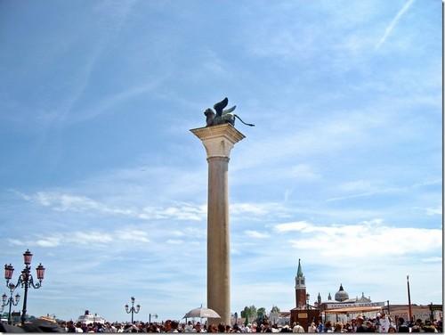 Венеція, площа  Святого Марка