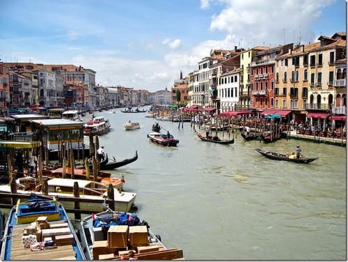 Венеція, Канал  Гранде