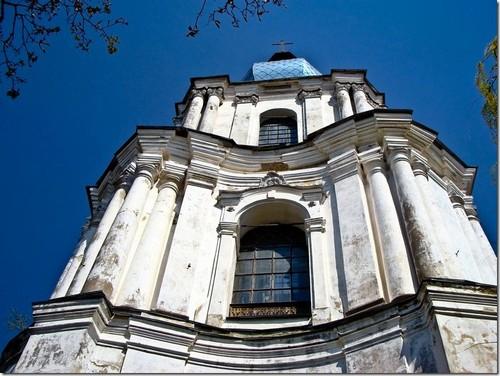Переяслав-Хмельницький, Вознесенський собор, дзвіниця
