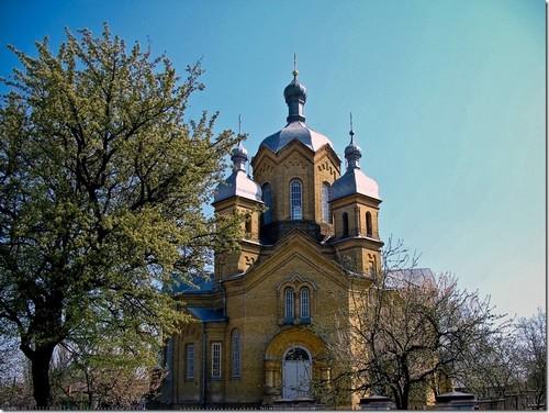 Переяслав-Хмельницький, Успенська церква