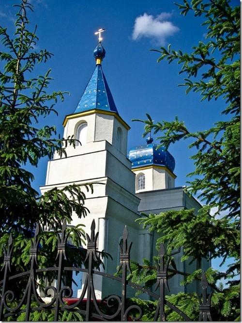 Копайгород,  церква Різдва Богородиці