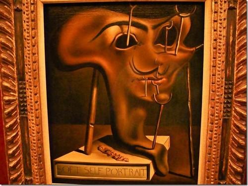 Музей Далі. Автопортрет
