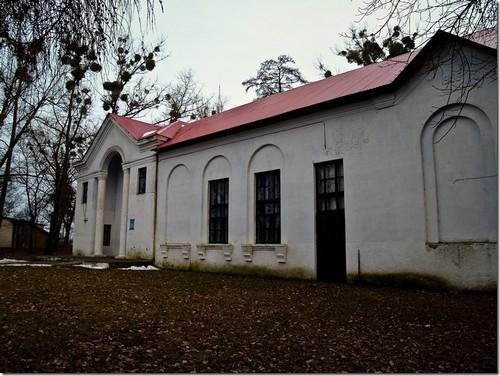 Моквин, будинок культури