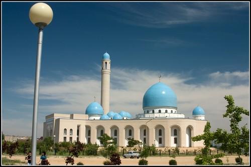Мечеть в Актау