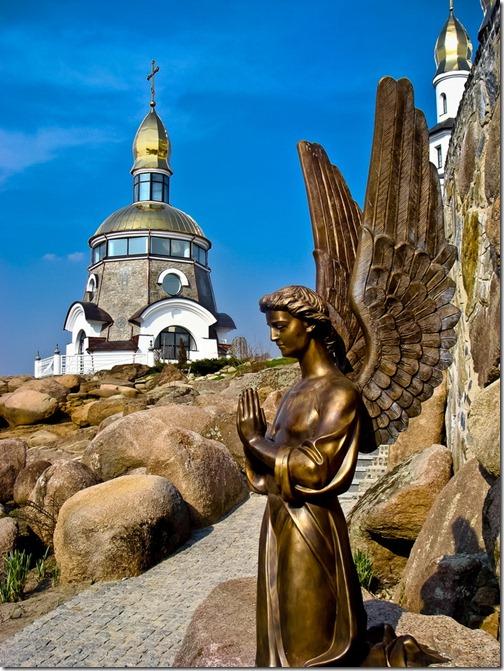 Буки, храмовий комплекс Святого Євгенія