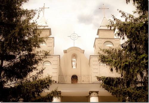 Томашпіль, костел Матері Божої Шкаплерної