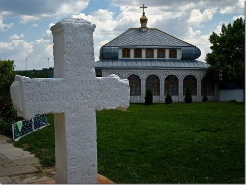 Томашпіль, Успенська церква