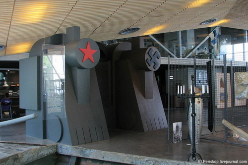 Таллин. Музей оккупации, часть 1