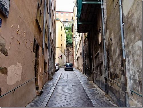 Ліон, старе місто