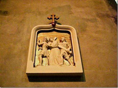 Ліон, в соборі Сен-Жорж