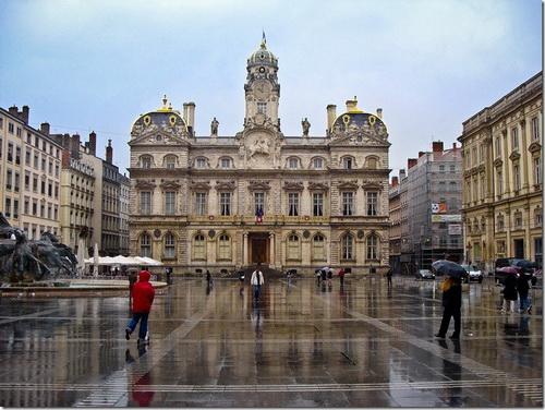 Ліон, Отель де Віль