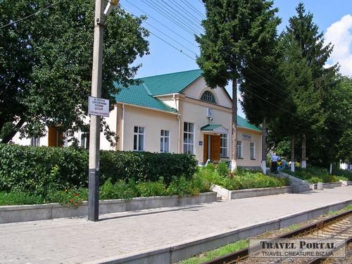 Станція Ржевуська