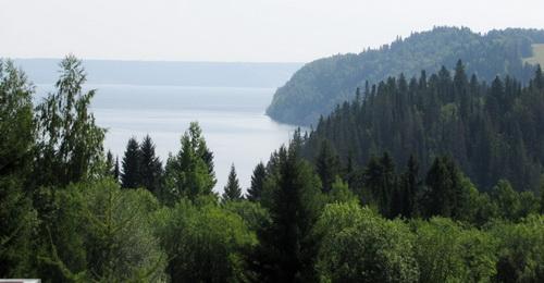 Деревянный Урал