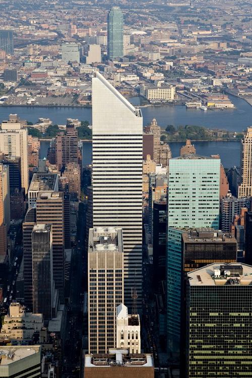 nyc011 Нью Йорк сверху