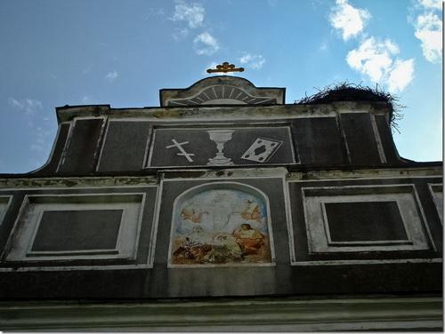 Четвертня, Преображенська церква